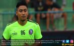 Sandy Firmansyah Ramaikan Persaingan Kiper Arema FC - JPNN.COM