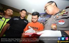 Pria Lain Kirim Pesan Mesra saat Imron dan Pacarnya Begituan - JPNN.COM