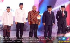 Jokowi Ungkit Hoaks Ratna Sarumpaet, Rumah Aspirasi Meledak - JPNN.COM