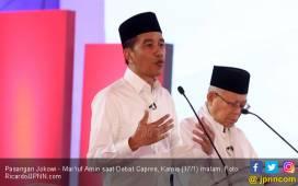 Usai Debat Capres, Pendukung Prabowo Deklarasi Dukung Jokowi - JPNN.COM