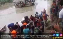 Pencarian Dua Korban Tragedi Taft Tenggelam Terus Dilakukan - JPNN.COM