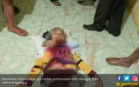 Motif Pembunuhan Sekeluarga di Taput Akhirnya Terungkap - JPNN.COM