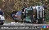 Menyetir Sendiri, Suami Ratu Elizabeth Kecelakaan - JPNN.COM