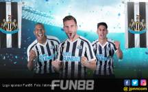 Fun88 Sponsori Newcastle United di Premier League - JPNN.COM