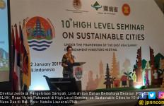 Pertemuan Negara ASEAN, Indonesia Sampaikan Fokus Bersihkan Sampah Laut - JPNN.com