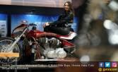 Kontes Suryanation Motorland Custom jadi Magnet Baru di Motor Bike Expo - JPNN.COM