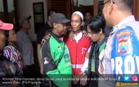 Driver GoJek yang Jadi Korban Kecelakaan Divonis 2 Bulan Penjara - JPNN.COM