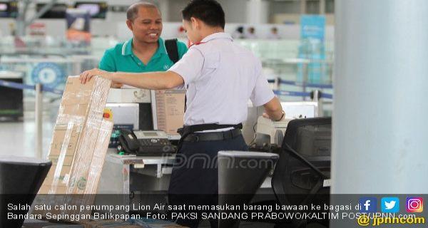 Tarif bagasi lion air terbaru
