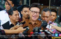 Mendagri Ingatkan Syamsuar - Edy soal Sejarah Korupsi Gubernur Riau - JPNN.com
