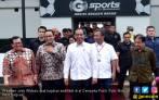 Anies Temani Jokowi Serahkan 3.000 Sertifikat di Cempaka Putih - JPNN.COM