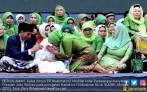 Di Depan Jokowi, Kiai Said Sebut Khofifah Sebagai Capres 2024 - JPNN.COM