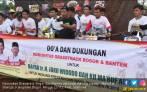 Ratusan Crosser se-Bogor dan Banten Deklarasi Dukung Jokowi - Ma'ruf - JPNN.COM