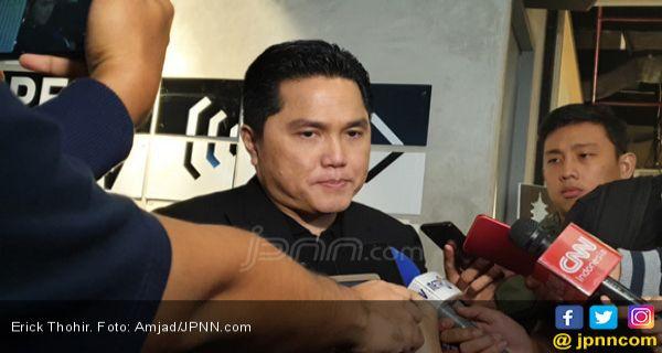 Masinton Berani Pastikan Kursi Menteri BUMN Bukan untuk Erick Thohir - JPNN.COM