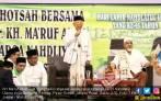 Ma'ruf Amin Sebut Film tentang Pesantren Bakal Disiarkan di Dunia - JPNN.COM