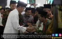 Amien Rais Diminta Introspeksi Diri Sebelum Kritik Program Sertifikasi Tanah Jokowi - JPNN.COM
