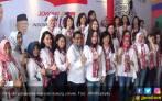 Para Ibu Sosialita Ini Deklarasikan Dukungan untuk Jokowi - Ma'ruf - JPNN.COM