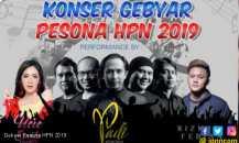 Gebyar Pesona HPN 2019 Hadirkan Pentas Musik Lintas Genre