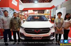 Meriahkan Imlek 2019, Wuling Motor Tebar Angpao Confero S Gratis - JPNN.com