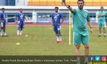 Maung Bandung Optimistis Taklukkan Singo Edan di Bandung