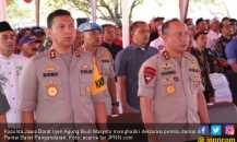 Hadiri Deklarasi Pemilu Damai di Pangandaran, Kapolda Jabar Serahkan Asuransi Nelayan