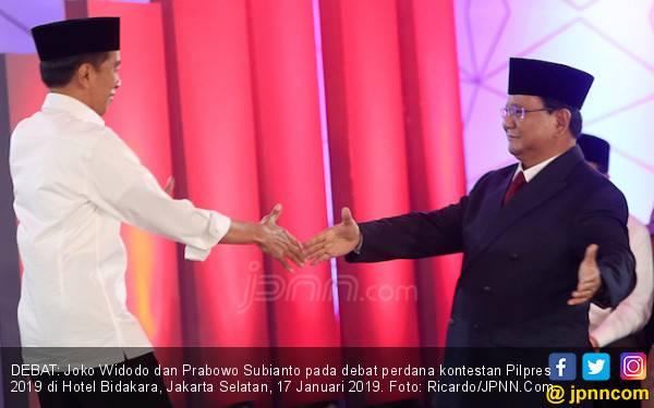 Sudah Tunjukkan Kinerja, Jokowi Pasti Bisa Ungguli Prabowo di Debat Kedua - JPNN.com