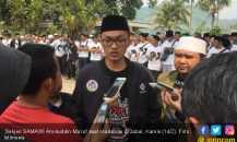 Ziarah ke Makam Kiai, Samawi Dapat Pesan dari Jokowi agar Doakan Bu Ani