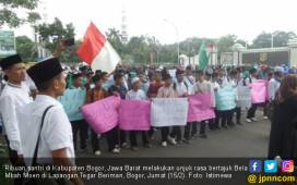 Tinggalkan Prabowo, Santri Bogor Pilih Jokowi Gara-Gara Puisi Fadli Zon - JPNN.COM