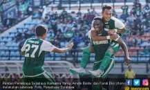 Malam Minggu Sempurna: Amido Balde 4 Gol, Persebaya vs Persinga 8-0