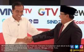 Singgung Ratusan Ribu Hektare Tanah Prabowo, Jokowi: Enggak Ada Personal - JPNN.COM