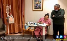 Ani Yudhoyono: Rasanya Seperti Palu Godam Menimpa Saya - JPNN.COM