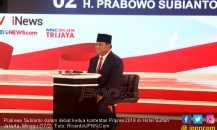Prabowo: Silakan Anda Tertawa, Tapi Ini Masalah Bangsa
