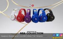 Apple Rilis Headphone Wireless Studio versi NBA Collection - JPNN.COM