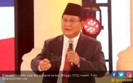 Prabowo Ditantang Kembalikan Tanah Sebelum 17 April, Buat Kubu Jokowi Juga - JPNN.COM