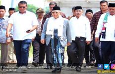 Kiai Ma'ruf Semringah Dapat Dukungan Kepala Daerah Asal PAN dan PKS - JPNN.com