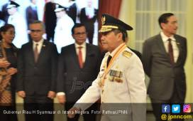 Tak Ada Perjuangan yang Sia-Sia, Dulu Honorer Sekarang Dilantik Presiden jadi Gubernur - JPNN.COM