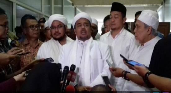 Habib Rizieq Bakal Sampaikan Pesan Khusus di Munajat 212 - JPNN.COM