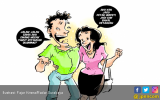 Derita Suami Punya Istri Kalem Doyan Gonta-ganti Selingkuhan