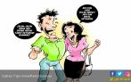 Derita Suami Punya Istri Kalem Doyan Gonta-ganti Selingkuhan - JPNN.COM