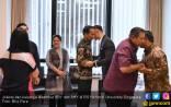 Jokowi dan Keluarga Jenguk Bu Ani di Singapura - JPNN.COM