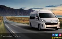 Level Kenyamanan Toyota Hiace Baru Meningkat - JPNN.COM