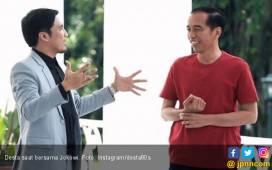 Dukung Jokowi, Desta: Hargailah Pilihan Saya - JPNN.COM