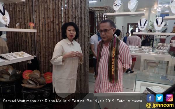 Jaga Kain Warisan Budaya, Kemenpar Gandeng Samuel Wattimena - JPNN.com