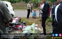 Kecelakaan Maut, Mahasiswi Universitas Nahdlatul Ulama Meninggal Mengenaskan - JPNN.COM