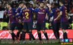 El Clasico: Barcelona Lanjutkan Rekor Manis di Santiago Bernabeu - JPNN.COM