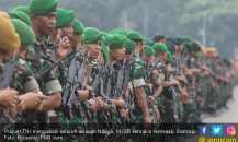 Dooor! Prajurit TNI di Papua Tewas Ditembak KKSB dari Balik Semak Belukar
