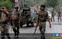 India Terjunkan Lebih Banyak Tentara ke Kashmir - JPNN.com