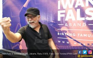 Ucapkan Selamat untuk Jokowi, Iwan Fals: Ayo Gas Pol - JPNN.com