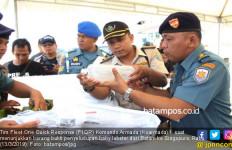 Penyeludupan Baby Lobster ke Singapura Berhasil Digagalkan di Batam - JPNN.com