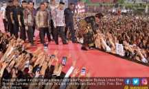 Jokowi: Sumut adalah Miniaturnya Indonesia