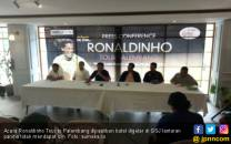 Panitia Beber Alasan Batalkan Acara Ronaldinho Tour to Palembang - JPNN.COM
